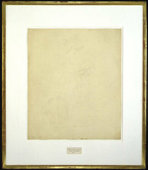 Erasers can be used by artists as drawing tools. In 1953 Robert Rauschenberg created a work by erasing a drawing by this famous Abstract Expressionist painter.