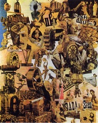 Hannah Höch was part of a movement known as ________.