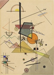 Melodious, Vasily Kandinsky
