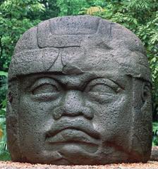 Olmec Colossal Head Pre-Classical