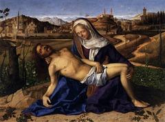 Pieta, Giovanni Bellini