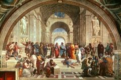 Raphael The School of Athens Renaissance