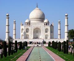 Taj Mahal Mughal India