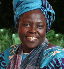 Who is Wangari Maathai?